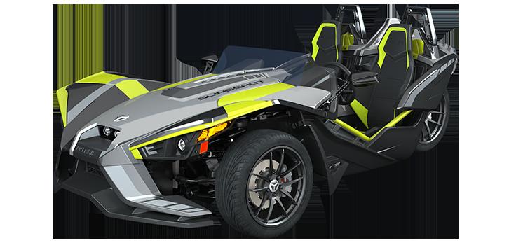 Polaris Slingshot SLR LE: Кога автомобил ќе се заљуби во мотоцикл