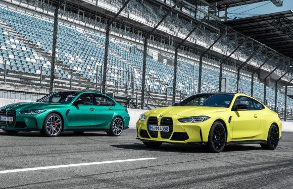 BMW M4, M3 и серија 4 Cabrio (видео)