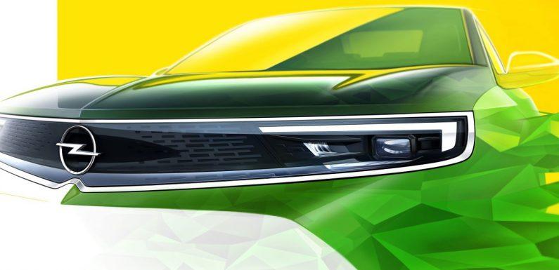Opel Vizor
