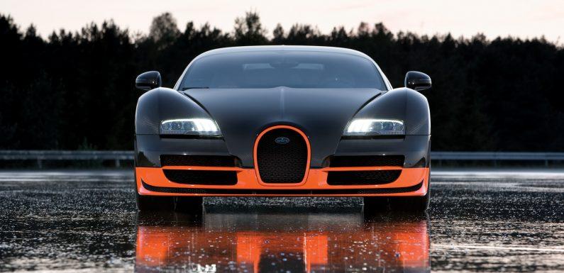 Дузина неверојатни нешта за Bugatti Veyron
