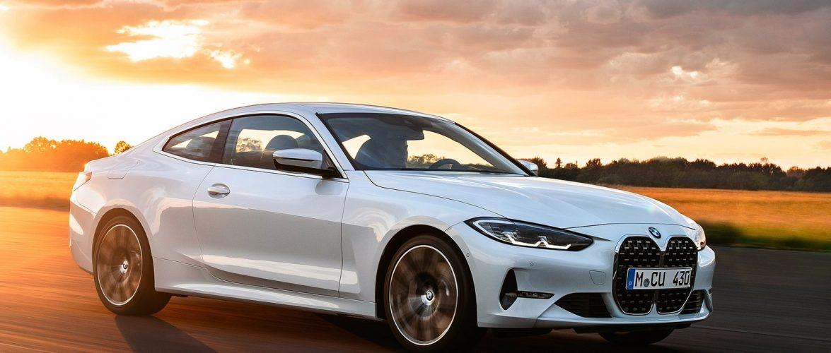 BMW серија 4 Coupe (видео)