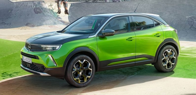 Opel Mokka-e (фото галерија)