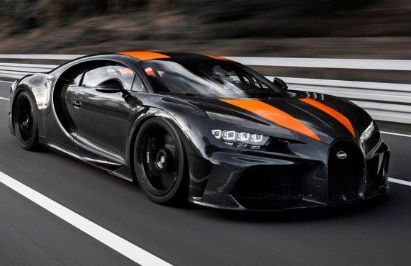 Најбрзиот автомобил во светот (видео)