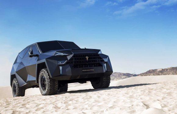Karlmann King: Фрлете поглед на најскапиот SUV во светот