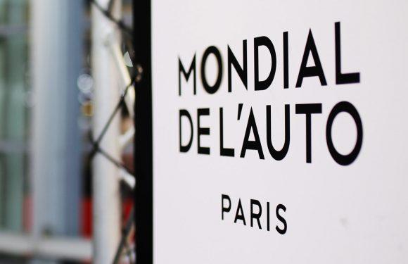 Салони на автомобили: Париз место Париз