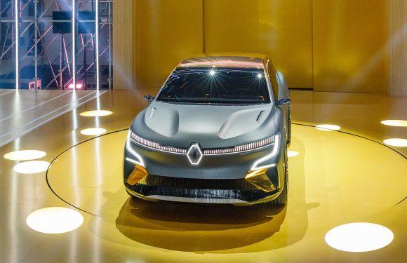 Renault ја покажа својата иднина (видео)