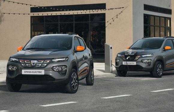 Електричната Dacia Spring чини само 11.000 евра!