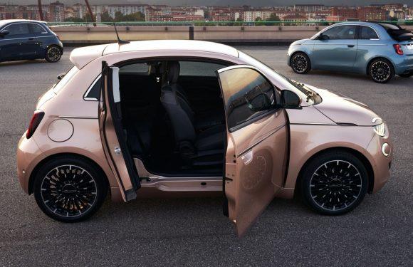 Fiat 500 доби уште една врата (видео)
