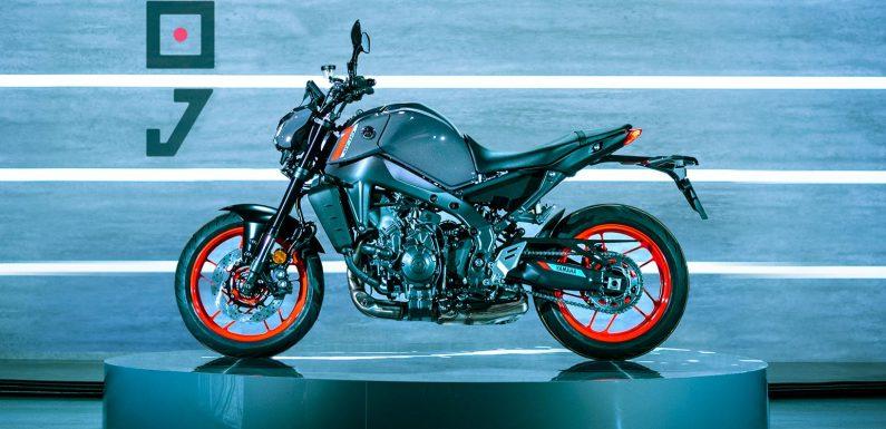 Yamaha го обнови MT-09 за 2021 година (видео)