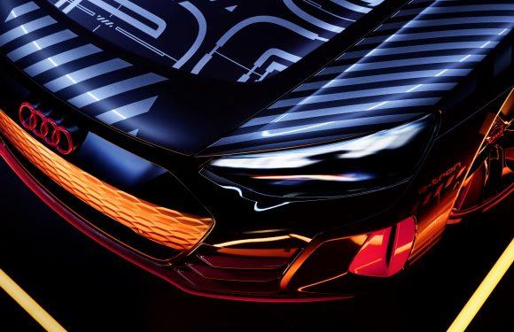 Audi e-Tron GT – Звукот на тишината (видео)