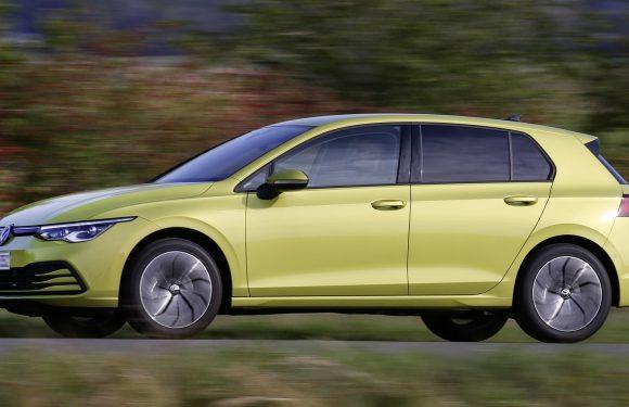 Volkswagen Golf TGi со погон на метан