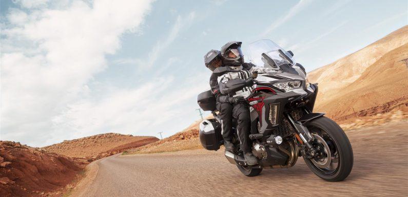 Kawasaki го лансираше Versys 1000 S (видео)