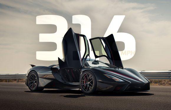 SSC Tuatara е најбрзиот автомобил во светот (видео)