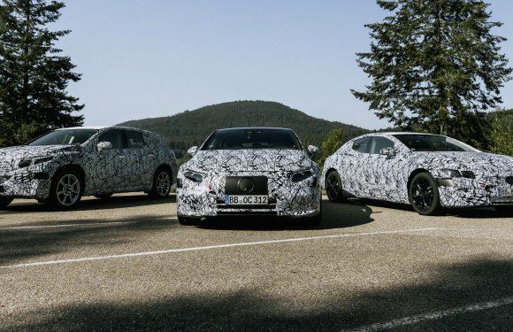 Mercedes ги исфрла мануелните менувачи