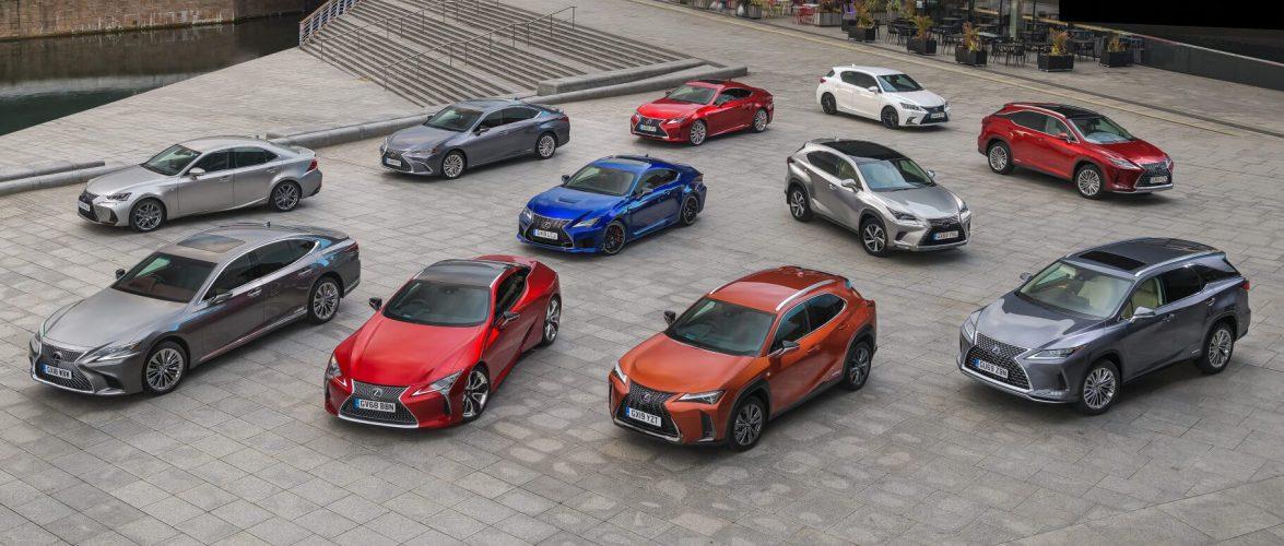 Два јубилеја на Lexus (видео)