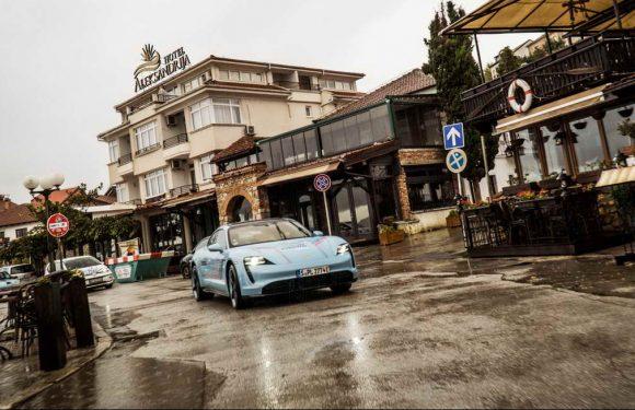 Истражување на непознатото: Porsche Taycan (фото галерија)