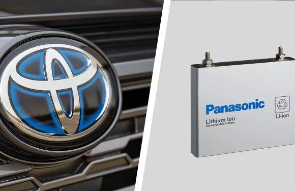 Повеќе батерии од Toyota и Panasonic