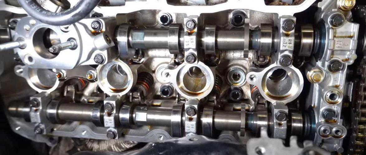Како изгледа мотор на Lexus после 355.000 километри (видео)