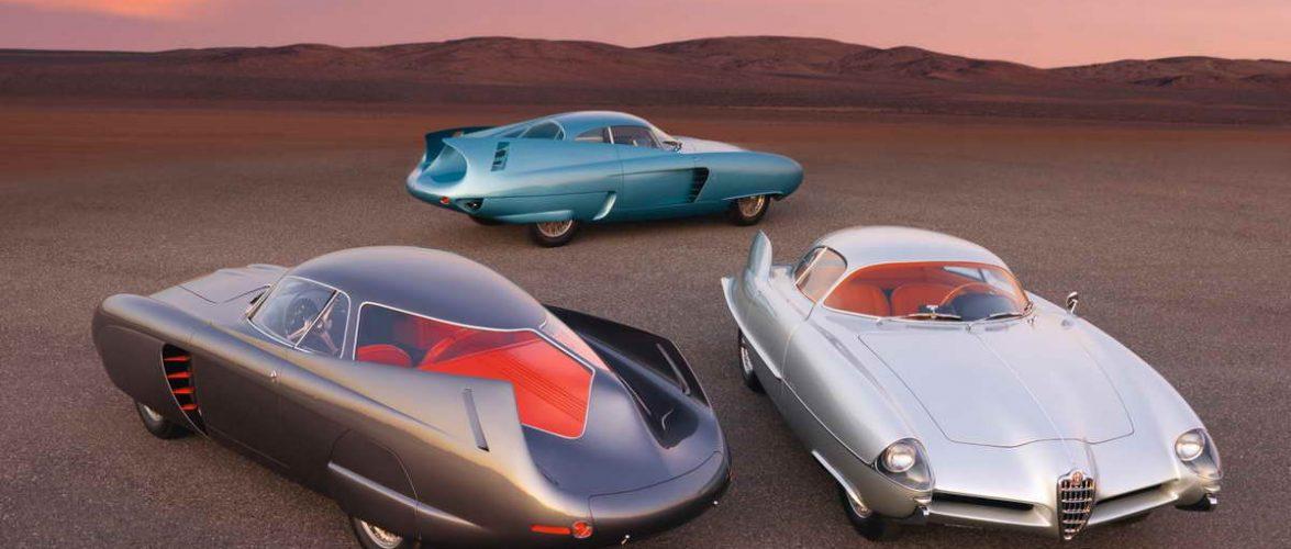 Се продадоа три прекрасни концепти на Alfa Romeo (фото галерија, видео)