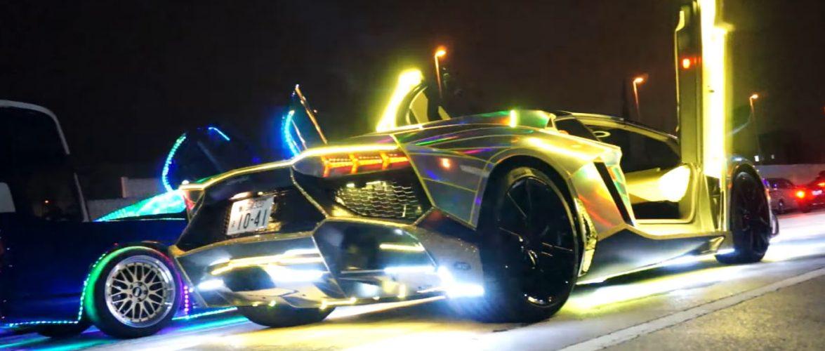 Специјален Lamborghini за специјални прилики (видео)