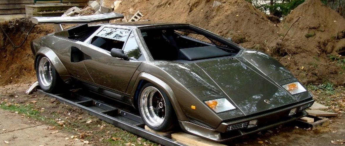 17 години во подрумот си правел Lamborghini! (видео)