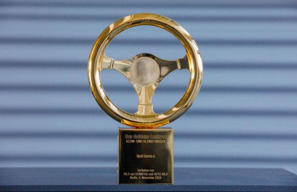 """Opel Corsa-e го освои престижното признание """"Златен управувач"""" за 2020-та"""