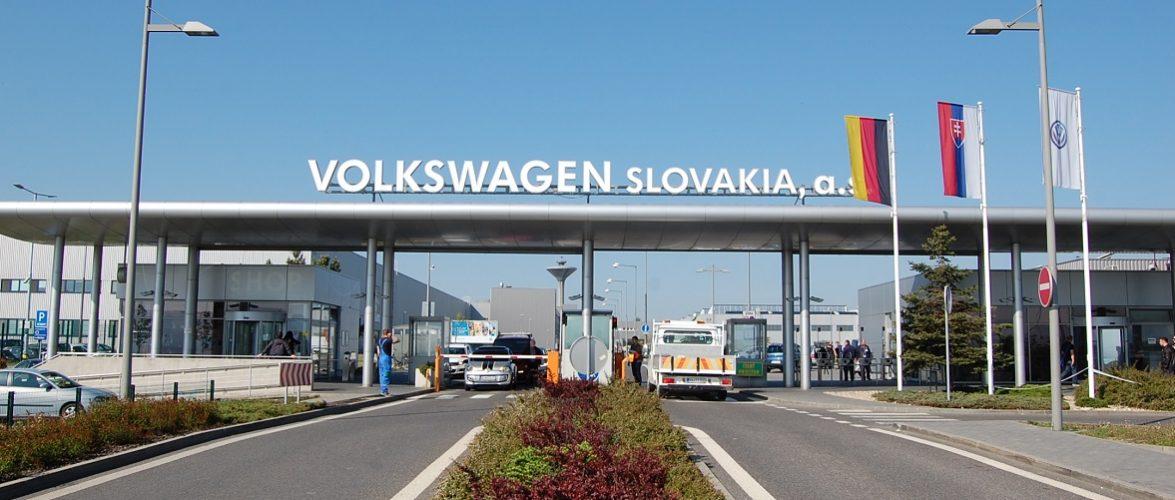VW ќе се фокусира на фабриката во Словачка