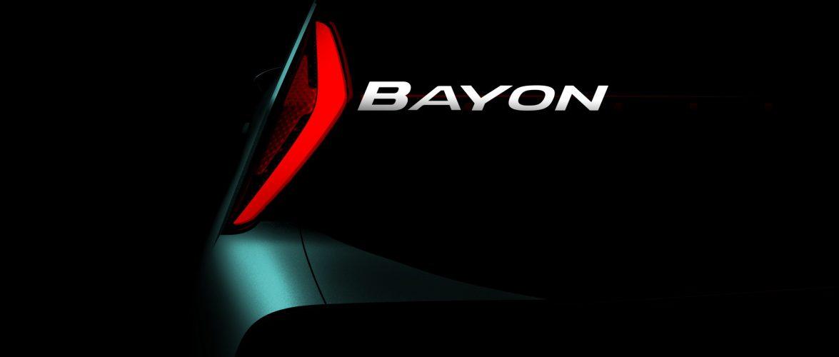 Bayon – ново име во гамата на Hyundai