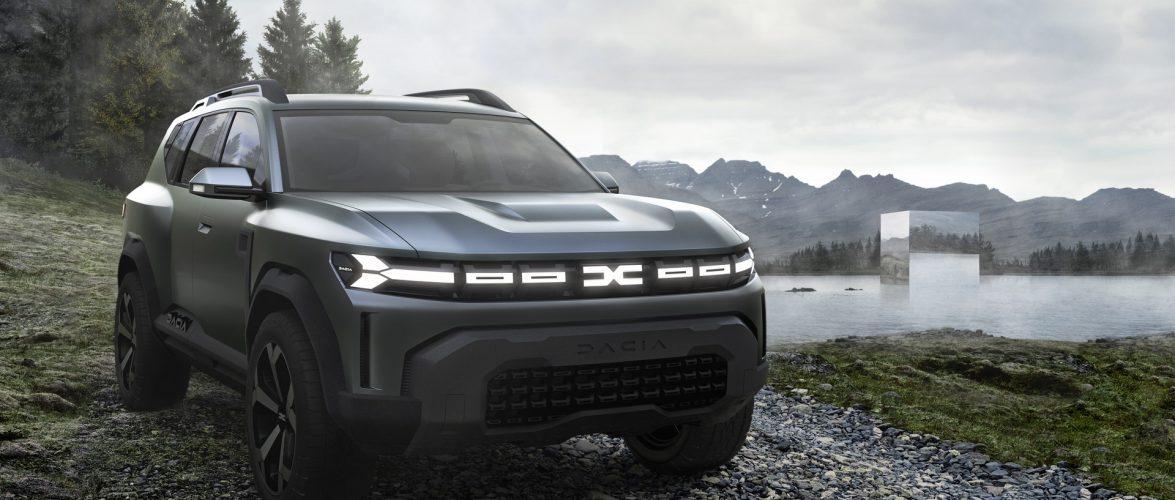 Dacia Duster ќе добие хибриден погон