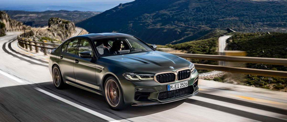 BMW M5 CS (1x видео, 159x фото)