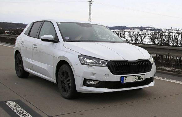 Дојде време за нова Škoda Fabia