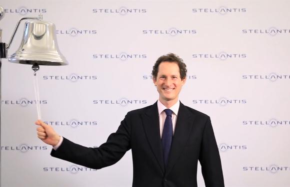 Stellantis дебитираше со 7,5% пораст на акциите