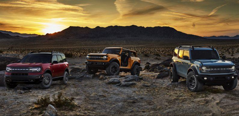 Ford Bronco: Легендата се врати!