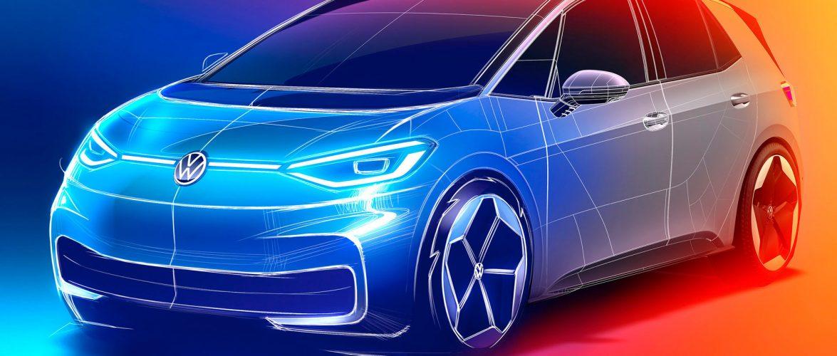 Volkswagen ID.1 е планиран за 2025 година