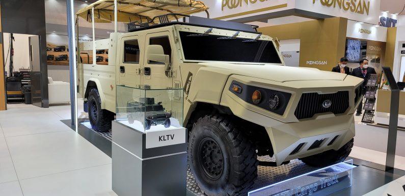 Kia KLTV: Подготвен за битка