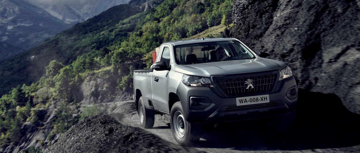 Peugeot Landtrek – робусноста пред сé
