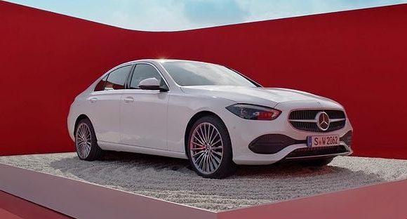 Ова е новата Mercedes C-класа (видео)