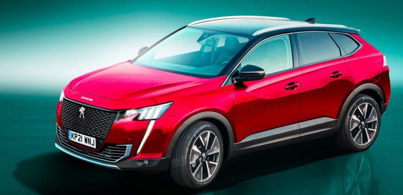 Третата генерација на Peugeot 3008 ќе биде поставена врз новата eVMP платформа