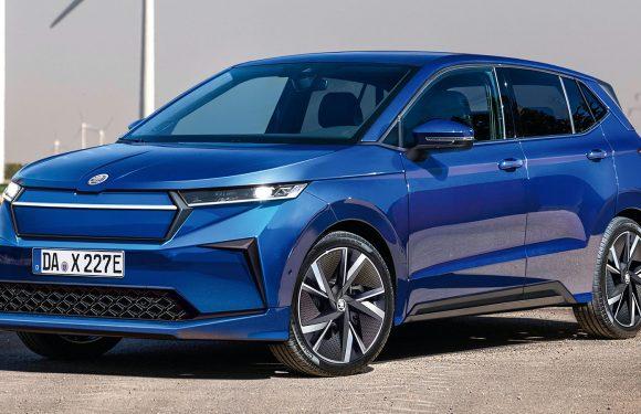 Škoda планира градски електричен автомобил