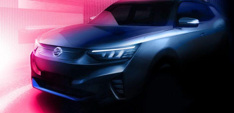 Што ќе биде со најавениот електричен SUV на SsangYong?