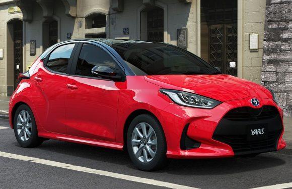ФИНАЛИСТ – Автомобил на годината во Македонија 2021