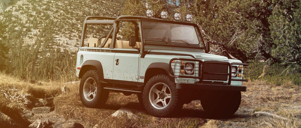 Нов живот за стариот Land Rover