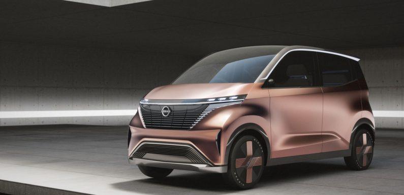 Nissan и Mitsubishi со заедничко електрично возило