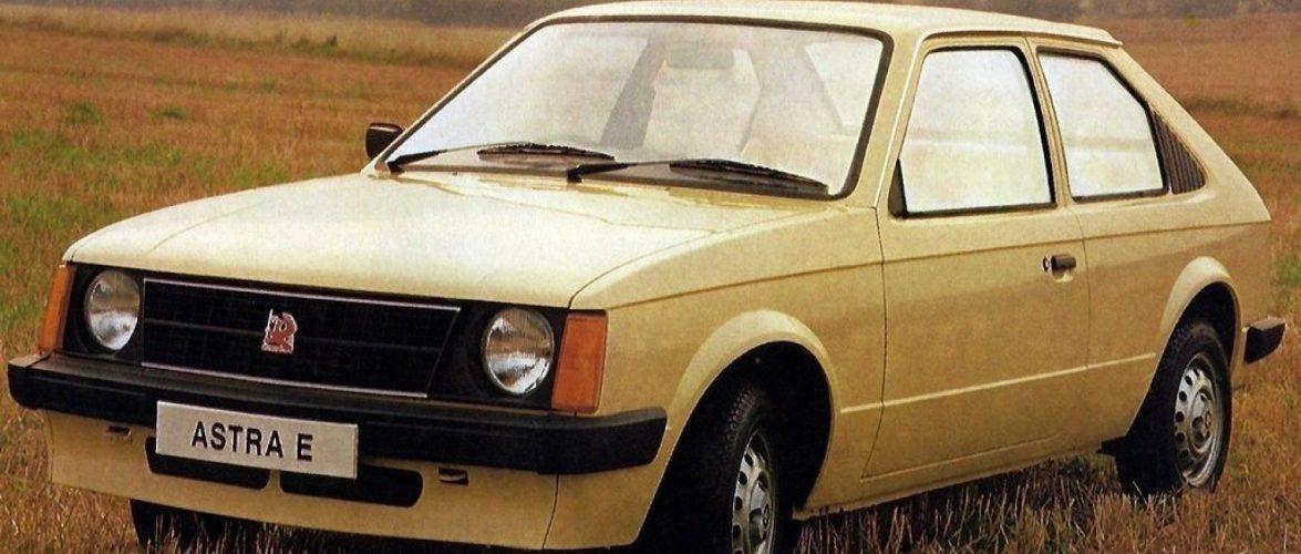 Opel Kadett D (1979-1984) – со видео