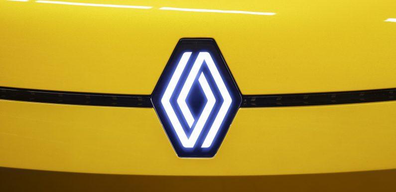 Renault има ново лого