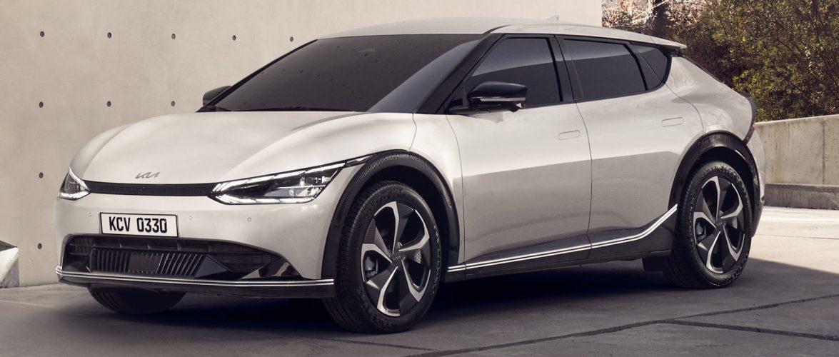Kia EV6 – нова дизајн-филозофија на марката