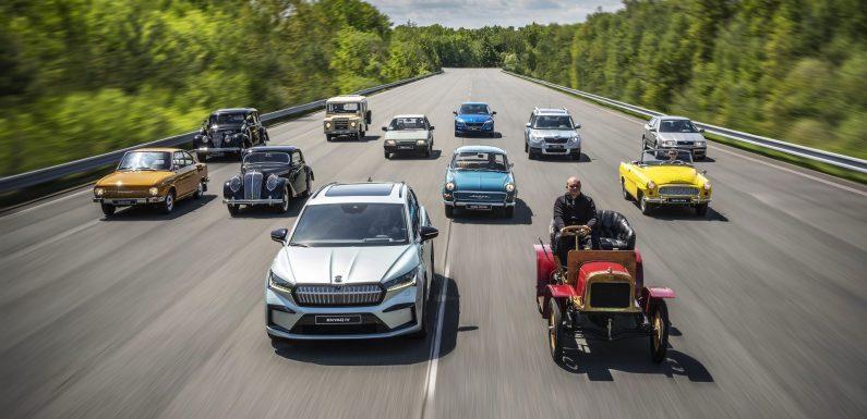 Во Млада Болеслава произведени 15 милиони возила