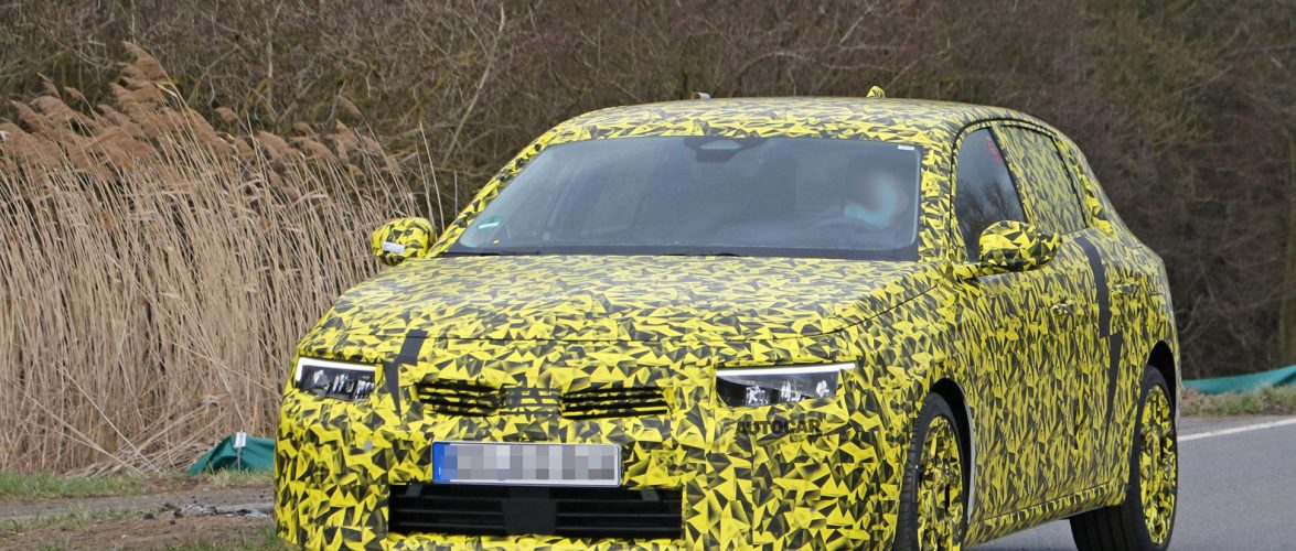 Opel Astra L