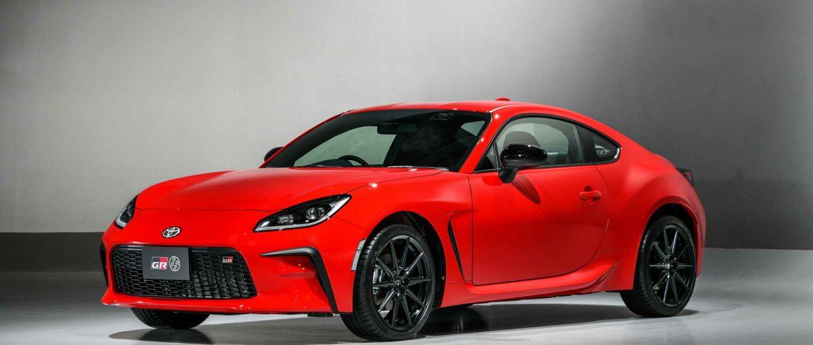 Toyota го претстави новиот GR 86 (фото галерија)