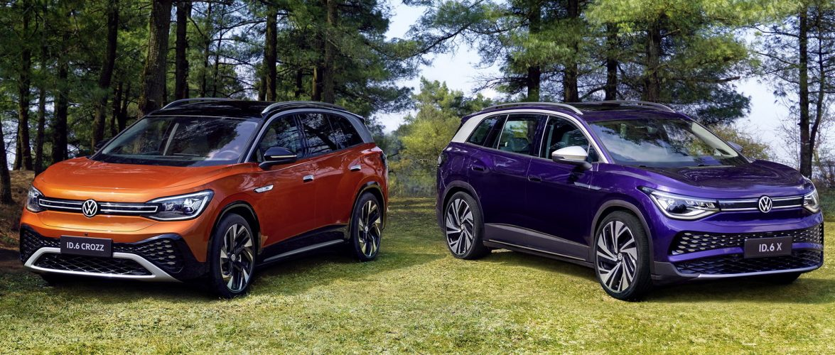 Volkswagen ID.6 и официјално (видео)